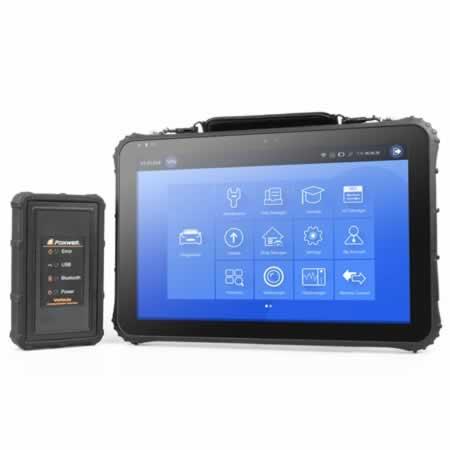 Foxwell-GT90 MAX - tablette-diagnostic