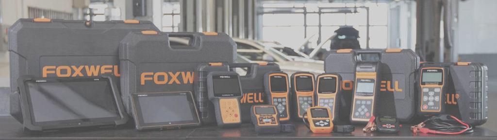 Foxwell-gamme-diagnostic-automobile