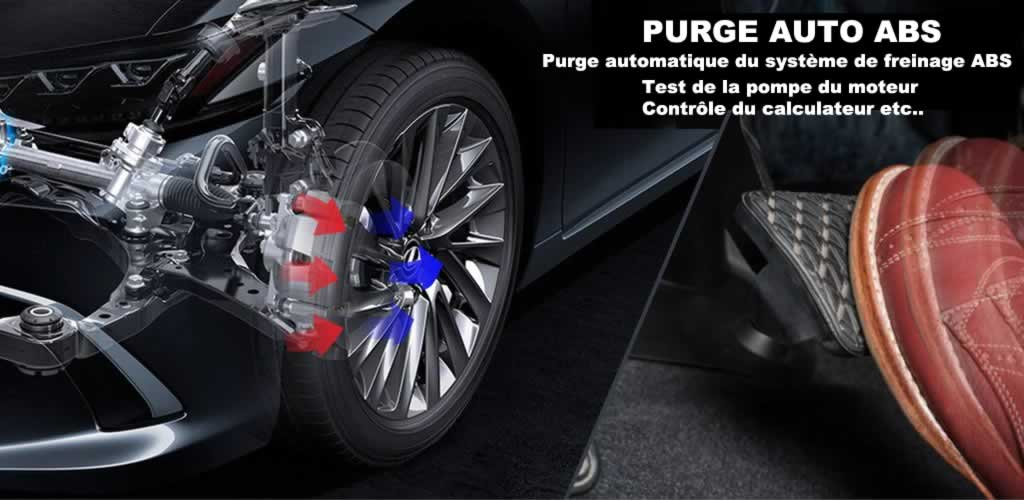foxwellI70 Pro purge ABS
