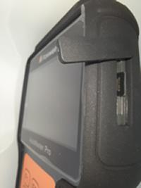Carte SD dégagée du FOXWEL NT680 ou NT680 PRO