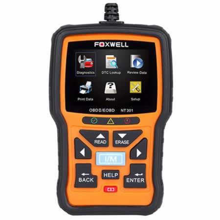 foxwell-NT301-lecteur-de-code