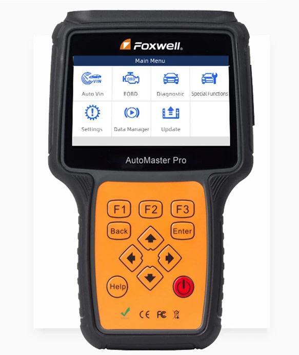 scanner foxwell