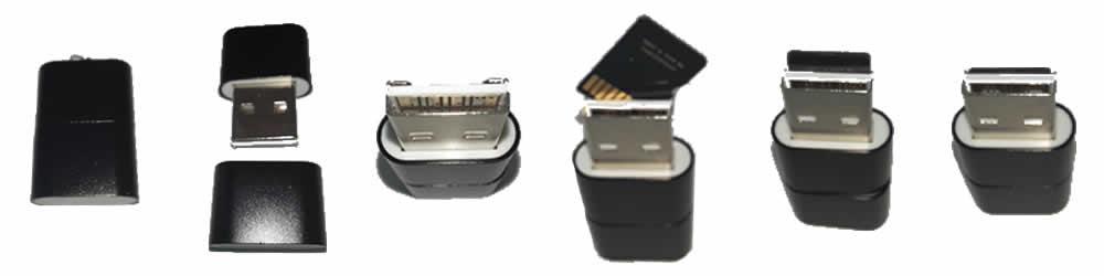 adaptateur USB pour carte SD - mise à jour FOXWELL